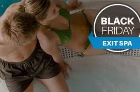 Al via il Black Friday di Exit Spa