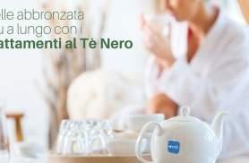 In Exit Spa a Settembre trattamenti al Tè Nero