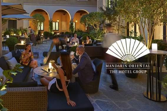 Una struttura di lusso nel cuore di Milano, Il Mandarin Oriental Milan